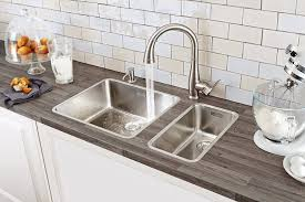Kitchen Pull Down Faucet Reviews Parkfield Single Handle Pull Down Kitchen Faucet Amazon Com