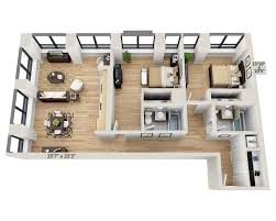 Floor 95 by Floor Plan Availability For 95 Wall Financial District