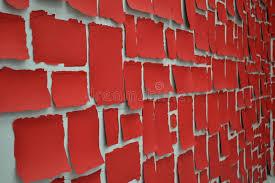 imagenes de notas rojas notas rojas foto de archivo imagen de nota olvídese 21138000