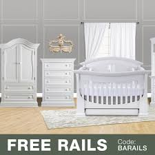 Baby Crib To Full Size Bed by Baby Appleseed 3 Piece Nursery Set Chelmsford 3 In 1 Convertible