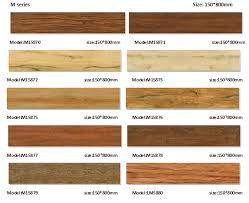 cheap ceramic wood look tile flooring for sale