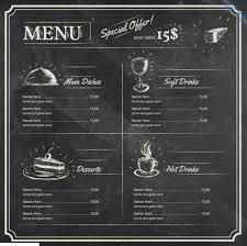 menu bar templates top 30 free restaurant menu psd templates in 2017 colorlib