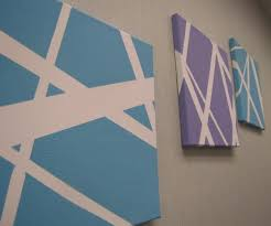 Craft Ideas For Baby Room - diy canvas painting ideas for baby room diy do it your self