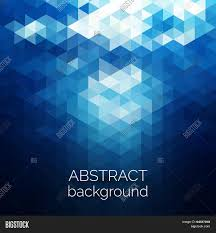 abstract triangles pattern vector u0026 photo bigstock