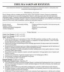Community Resume Best Case Manager Resume Example Livecareer