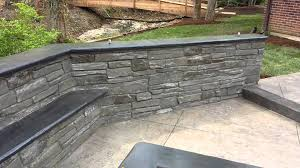 Patio Surfaces by Stamped Concrete Patio By T U0026 H Foundations Stl Mo Youtube