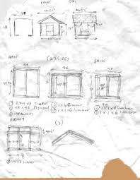 house plans with material list pretentious idea dog house plans material list 5 watch more like