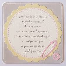 Invitation Card Baby Shower Personalised Baby Shower Invitations Theruntime Com