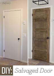 Painting 6 Panel Interior Doors Best 25 Closet Doors Painted Ideas On Pinterest Sliding Door