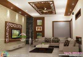 living bedroom kitchen interior designs kerala home design