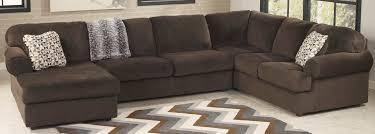 Ashley Living Room Furniture Furniture Amusing Ashley 3 Piece Sectional Sofaand Jessa Place 3