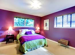 Blue Purple Bedroom - bedroom decor dark purple room cute room colors bedroom color