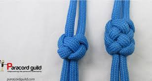 Decorative Lanyards How To Tie A Double Lanyard Knot Paracord Guild