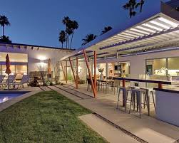 Century Awning Industrial All Time Favorite Midcentury Modern Patio With An Awning Ideas