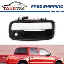 Toyota Tacoma Exterior Door Handle For 95 04 Toyota Tacoma Front Right Passenger Side Chrome Exterior