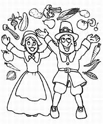 joyful canada thanksgiving day parade coloring page color