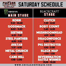 Chicago Homicide Map by Chicago Open Air Festival Daily Set Times Announced 97 7 Qlz