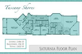 tuscany shores condos floor plan 2901 s atlantic ave 32118
