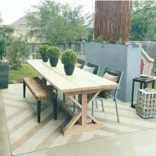 outdoor patio table lights outdoor porch table round top slate outdoor stone patio dining table
