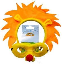 lion mask lion mask headband fancy that