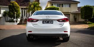 2017 Mazda 6 Sport Sedan Review Caradvice