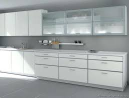 Glass Cabinet Kitchen Doors Frameless Glass Doors For Cabinet Image Of Glass Kitchen Doors