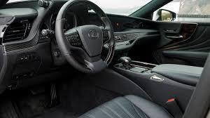 lexus ls 2018 lexus ls luxury sedan 10 things to about the car