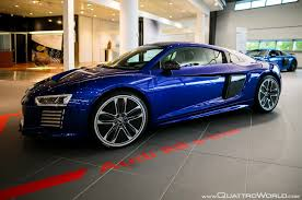 second generation audi r8 audi forum neckarsulm walking through audi r8 heaven quattroworld