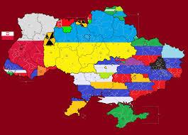 Map Ukraine Ukraine Future Map Ukraine By Schrodinger Excidium On Deviantart