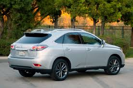 lexus rx redesign years lexus rx 350 news and reviews autoblog