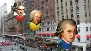 a classical thanksgiving day parade wqxr features wqxr