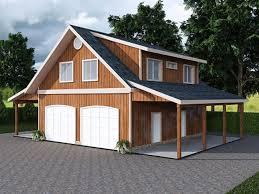 garage carport plans plan 012g 0047 garage plans and garage blue prints from the garage