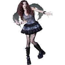 Halloween Costume Monster High by Zombie Fairy Teen Halloween Costume Walmart Com
