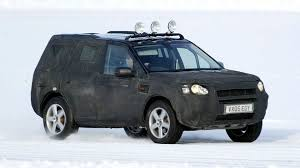land rover freelander 2006 new land rover freelander spy photos