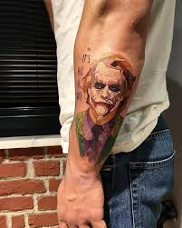 the 25 best joker tattoos ideas on pinterest batman joker