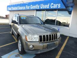2006 used jeep grand cherokee 4dr laredo at premier auto serving