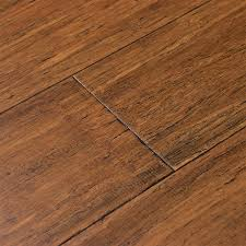 Cheap Solid Wood Flooring Shop Cali Bamboo Fossilized 5 In Antique Java Bamboo Solid