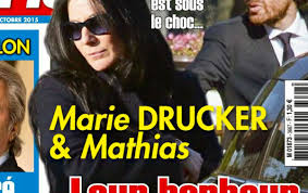 drucker mariage drucker et mathias vicherat leur bonheur brisé selon ici