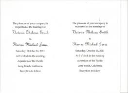 wedding invitation sayings sle wedding invitation wording no parents fresh invitation