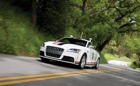 cars audi audi autonomous cars are cleared to hit the roads look out