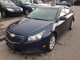 Used 2011 Chevrolet Cruze For Sale St Catharines On
