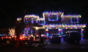 pictures of christmas lights on houses extravagant multicolored christmas lights multi colored with white