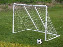Best Soccer Goals For Backyard Soccer Goal I U0027d Go With Cheaper Netting Since My Kid Is Not A