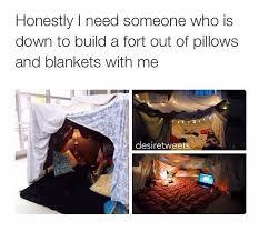 Blanket Fort Meme - relationship goals meme blanket fort goals best of the funny meme