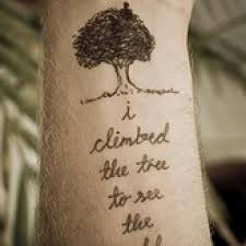 collection of 25 inspirational words tattoos for