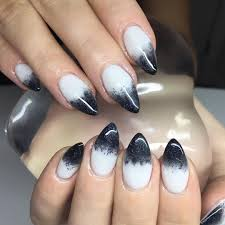 30 white nail design 50 incredible black and white nail designs