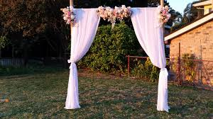 Wedding Arches For Hire Bamboo Arch Archives Wedding Decorations By Naz