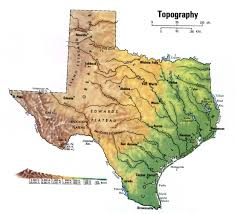 Austin Texas On Map by Landscape Of Texas