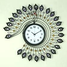 Designer Clock by Tide Wall Clock Wholesale Home Decoration Big Number Mirror Wall