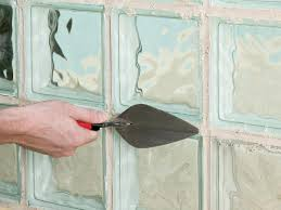 how to build an interior glass block wall how tos diy